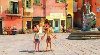 Лука  — самый летний мультфильм про итальянского мальчика-амфибию