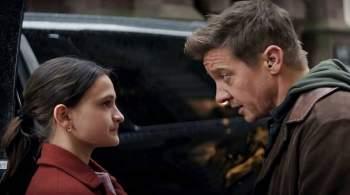 Студия Marvel выпустила первый трейлер сериала  Соколиный глаз