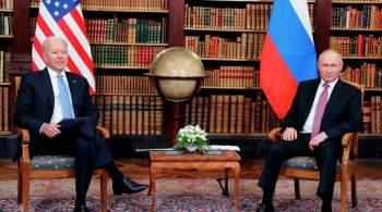 В Кремле заявили о расхождениях между Россией и США по Белоруссии