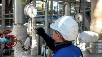 Акции  Газпрома  ускорились на фоне соглашения по  Северному потоку — 2