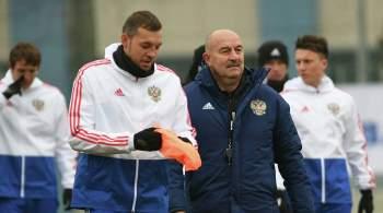 Дзюба обратился к Черчесову после его ухода из сборной России