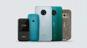 Nokia пообещала представить смартфон, которому не нужен чехол