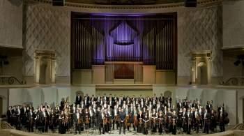 Госоркестр имени Светланова стал лауреатом премии Gramophone Awards-2021