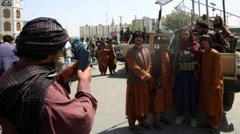Источник: войска вице-президента Афганистана выбили талибов из Чарикара