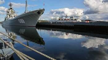 Северный флот провел испытания оружия подлодок