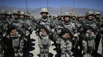 Песков рассказал об учениях ОДКБ в Таджикистане