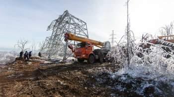 Свыше 60 энергетиков накажут после ледяного циклона во Владивостоке
