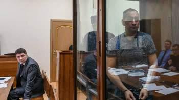 Экс-глава Серпуховского района Шестун объявил сухую голодовку