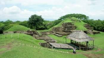 Ученые выяснили, зачем майя построили одну из своих пирамид в Сальвадоре