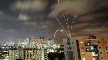 Военное крыло ХАМАС обстреляло израильский Ашкелон  сотней ракет