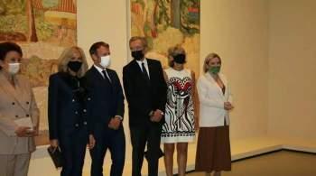 В Париже открылась выставка картин из коллекции Морозовых