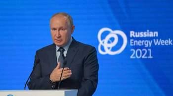 Путин удивился реакции США на создание Россией гиперзвукового оружия