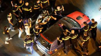 Более 50 журналистов пострадали на акции протеста в Тбилиси