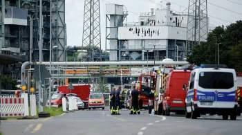 Число жертв взрыва в немецком Леверкузене выросло до пяти