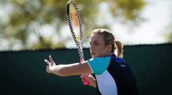 Павлюченкова встретится с Эррани в первом круге олимпийского турнира