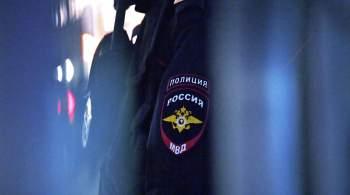 В Петербурге задержали подозреваемого в попытке ограбить банк