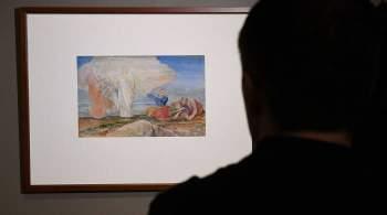 Эскизы Александра Иванова на библейские темы представили в Третьяковке