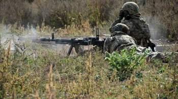 В ЛНР открыли ответный огонь по позициям украинских силовиков