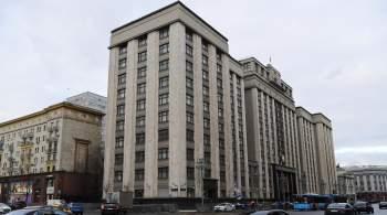 В Госдуме назвали прогноз Киева по развалу России маразмом