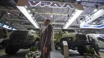 В России создали армейский автомобиль  с секретом