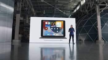 Apple обновила планшеты iPad и iPad mini