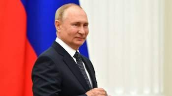 Путин заявил об уникальности российской армии