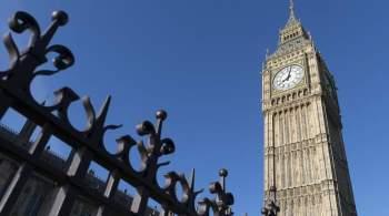 Британия пообещала жестко отвечать на  враждебные действия  России