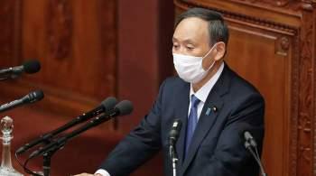 Премьер Японии рассказал, при каком условии Олимпиаду не проведут