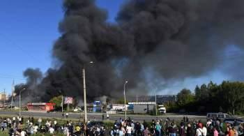 Бывший сотрудник АЗС в Новосибирске назвал возможную причину взрыва