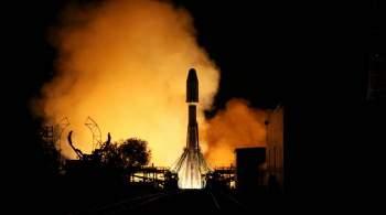 Союз  успешно вывел на орбиту все британские спутники OneWeb