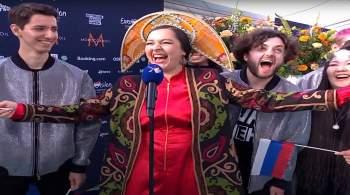 Участник из Литвы высказался о российской песне для Евровидения