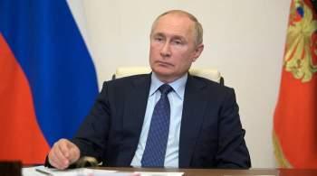 Путин высказался о преемнике, судьбе доллара и криптовалюте
