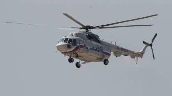 Служба санитарной авиации получит 66 вертолетов до конца 2022 года