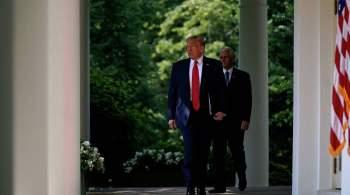 Трамп не выдержал и пошел другим путем. На свой сайт