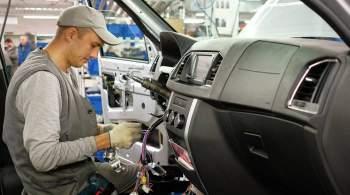 УАЗ минимум до октября обеспечен автоэлектроникой