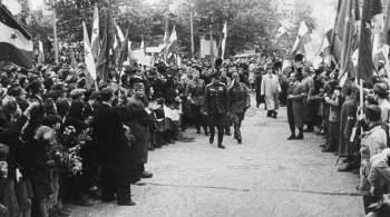 В Сербии заявили, что не допустят ревизии истории Второй мировой войны