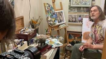 Путин присвоил Никасу Сафронову звание народного художника России