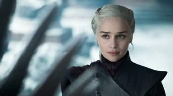 Эмилия Кларк рассказала, что думает о приквелах  Игры престолов
