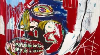 Картину Жана-Мишеля Баскии продали за рекордную сумму