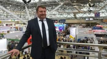 Алексей Вялкин:  Экспоцентр  – площадка для новых возможностей