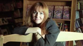 Роулинг вошла в тройку самых популярных зарубежных писательниц