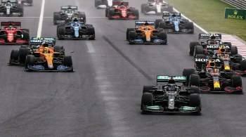 Гран-при Венгрии возобновлен рестартом с места, Мазепин сошел