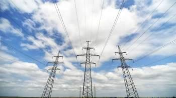 В Раде посетовали на зависимость Украины от российской электроэнергии