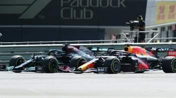 Появилось видео страшной аварии Ферстаппена на Гран-при Великобритании