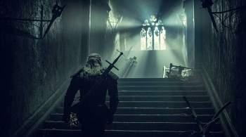 Генри Кавилл разместил постер второго сезона  Ведьмака
