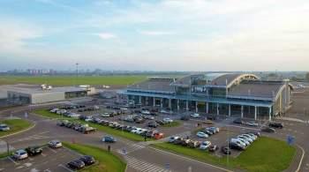 В аэропорту  Киев  дали оценку решению Украины о прекращении перелетов