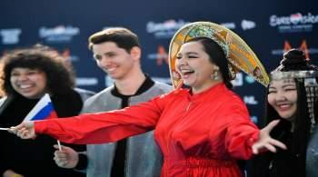 Певица Манижа прошла в финал Евровидения в Роттердаме
