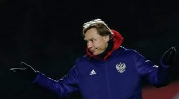 Карпин рассказал, чем его удивили футболисты сборной России