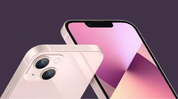 Apple официально представила смартфон iPhone 13