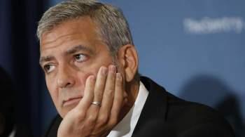 Джордж Клуни рассказал, как воспитывает детей и что думает о возрасте